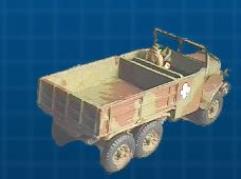 Laffly S20 TL 6 - Artillery Tractor