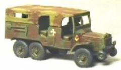 Laffly S20 TL 5 - Covered Cargo Van