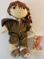 Serial Experiments Lain - Lain in Bear Suit