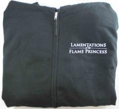 Hoodie - Lamentations (XL)