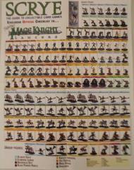 Lancers Checklist Poster