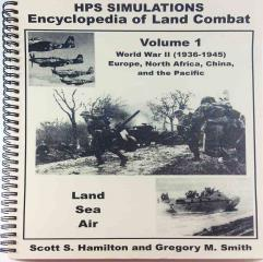 Encyclopedia of Land Combat #1 - WWII