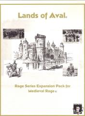 Rage Series Vol. #2 - Medieval Rage, Lands of Aval Expansion
