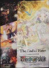 Poster - Lapis Cluster, End of Fates