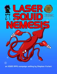 Laser Squid Nemesis (Free RPG Day 2011 Edition)