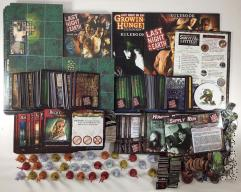 Last Night on Earth Collection #1 - Base Game + 2 Expansions!