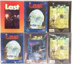 Last Province Magazine Collection - 6 Issues!