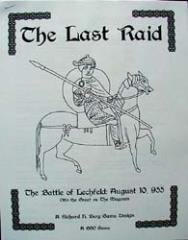 Last Raid, The - The Battle of Lechfeld 955
