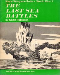 Last Sea Battles, The