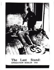 Last Stand, The - Operation Berlin 1945