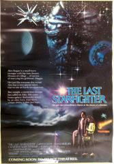 Last Starfighter Promotional Poster