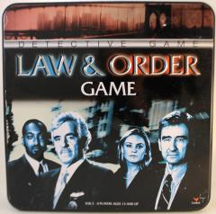 Law & Order Detective Game