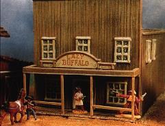 Lazy Buffalo Saloon