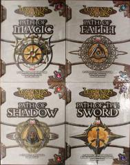 Legends and Lairs Player's Path Supplement Pack - 4 Books!