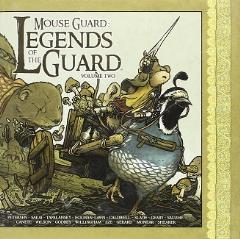 Mouse Guard - Legends of the Guard Vol. 2