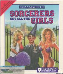 Spellcasting 101 - Sorcerers Get All the Girls