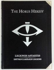 Horus Heresy, The - Legiones Astartes, Isstvan Campaign Legions (Limited Edition)