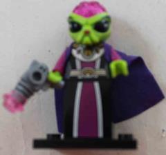 Alien Villainess