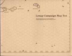 Map 9/10 Elphand Lands/Lenap (Judges)