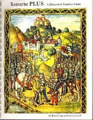 Leonardo Plus - A Historical Fantasy Game