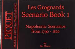 Les Grognards - Scenario Book #1