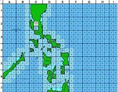 Midway Leyte Gulf - Variant Map