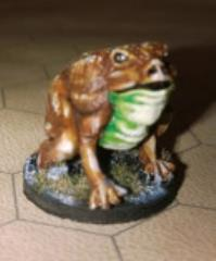 Giant Cave Toad