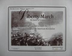 Liberty March - The Battle of Oriskany (Limited Edition)