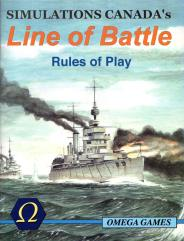 Line of Battle - Rulebook Only!