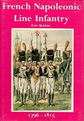 French Napoleonic Line Infantry