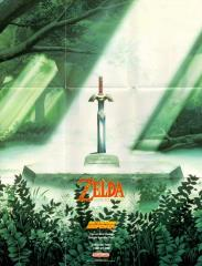 Promo Poster - Legend of Zelda, A Link to the Past