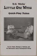 Little Orc Wars Quick Play Rules
