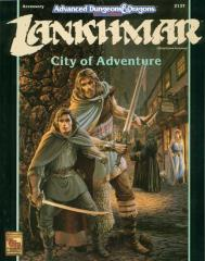 Lankhmar - City of Adventure (2nd Edition)