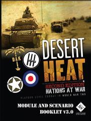 Desert Heat Module & Scenario Booklet (2nd Edition)
