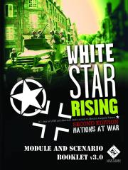 White Star Rising Module & Scenario Booklet (2nd Edition)