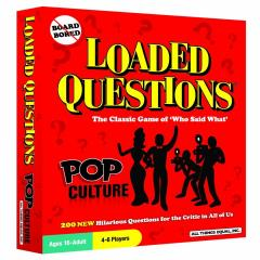 Loaded Questions - Pop Culture