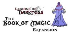 Legions of Darkness - The Book of Magic Expansion