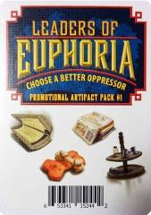 Leaders of Euphoria - Promotional Artifact Pack #1