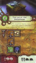 Elder Sign - Log of the Persephone Promo Card