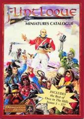 Miniatures Catalog (1999)