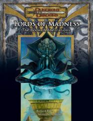 Lords of Madness - The Book of Aberrations