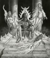 Lord Soth - Echoes of Dark Deeds (Unmatted)