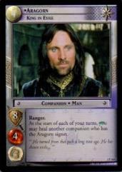 Aragorn - King in Exile (Foil)