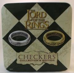 Lord of the Rings Checkers (Collector's Edition)