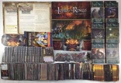Lord of the Rings Card Game Collection #4 - Base Game + 8 Adventures!