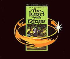 Lord of the Rings, The - Filmbook (1978)