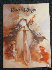 Lord of the Rings, The - Movie Program (1978)