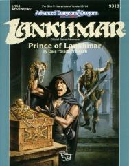 Prince of Lankhmar