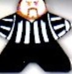 Luchador Promo Meeples (5)
