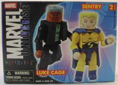 Luke Cage & Sentry